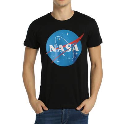 Bant Giyim - Bant Giyim - NASA Siyah T-shirt