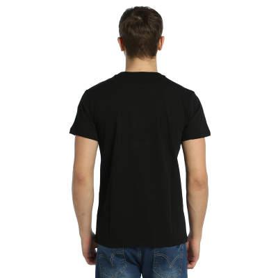 Bant Giyim - Love Death & Robots Siyah T-shirt