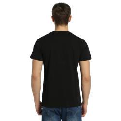 Bant Giyim - Love Death & Robots Siyah T-shirt - Thumbnail