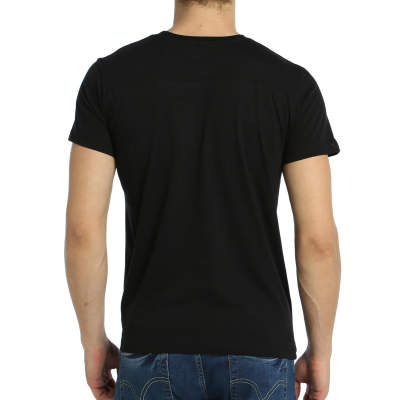 Bant Giyim - Rick and Morty Einstein Siyah T-shirt