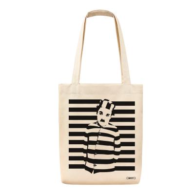 Bant Giyim - Charlie Chaplin Bez Çanta