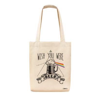 Bant Giyim - Bant Giyim - Pink Floyd Beer Bez Çanta