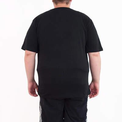 Bant Giyim - Piramit 4XL Siyah T-Shirt