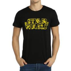 Bant Giyim - Bant Giyim - Star Wars Siyah T-shirt