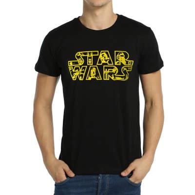 Bant Giyim - Star Wars Siyah T-shirt
