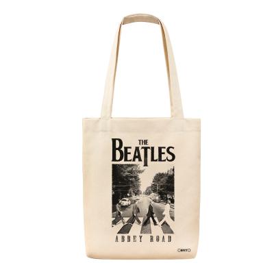 Bant Giyim - Bant Giyim - Beatles Bez Çanta