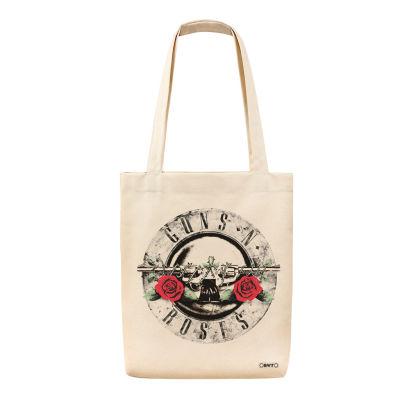 Bant Giyim - Bant Giyim - Guns N' Roses Bez Çanta