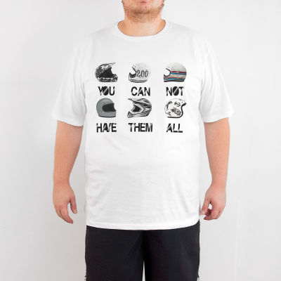 Bant Giyim - Motosiklet Have Them All 4XL Beyaz T-shirt
