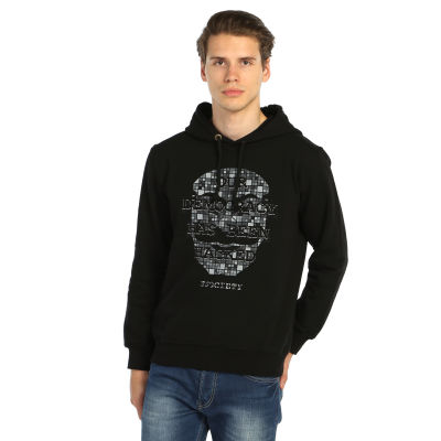Bant Giyim - Mr. Robot Anonymous Siyah Hoodie
