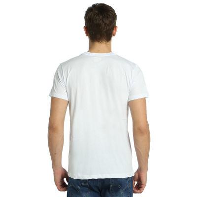 Bant Giyim - Root n' Smoke Beyaz T-shirt