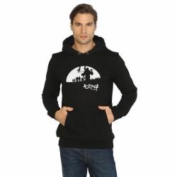 Bant Giyim - Bant Giyim - Seven Samurai Siyah Hoodie