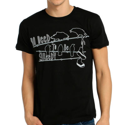 Bant Giyim - Kapitalizm Siyah T-shirt