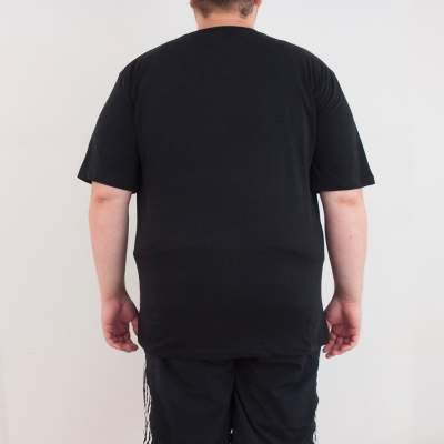 Bant Giyim - La Casa De Papel 4XL Siyah T-shirt