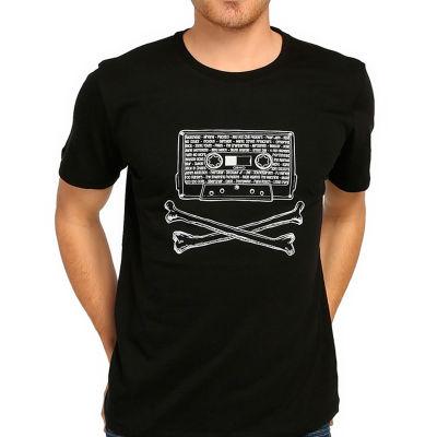 Bant Giyim - Bant Giyim - 90'lar Alternatif Rock Siyah T-shirt