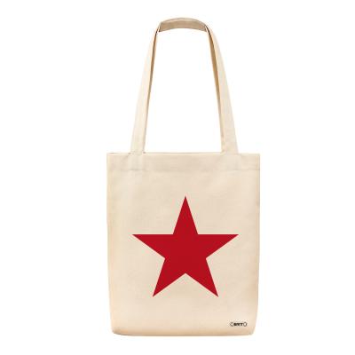 Bant Giyim - Kızılyıldız Bez Çanta