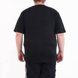 Bant Giyim - Stranger Things 4XL Siyah T-shirt - Thumbnail
