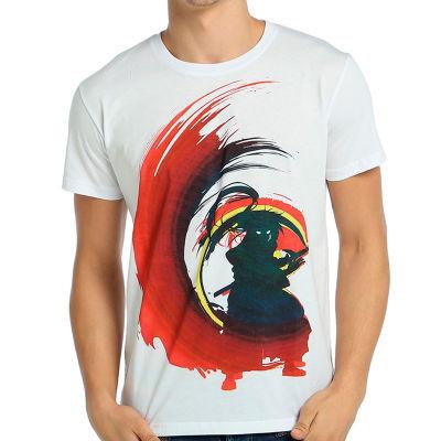 Bant Giyim - Rurouni Kenshin Beyaz T-shirt