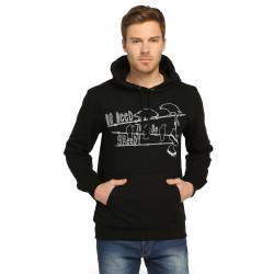 Bant Giyim - Bant Giyim - Kapitalizm Siyah Hoodie