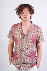 HollyHood - Barok Desen Gömlek
