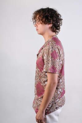 Barok Desen Gömlek