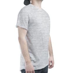 BKN - Above The Line Gri T-shirt - Thumbnail