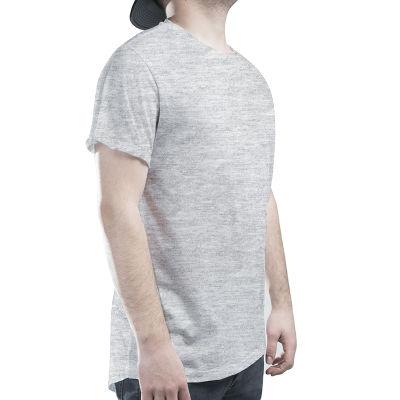 BKN - Above The Line Gri T-shirt