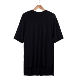 BKN - BKN - Brooklyn Siyah Long T-shirt