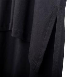 BKN - Brooklyn Siyah Long T-shirt - Thumbnail