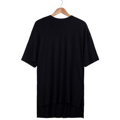 BKN - Brooklyn Siyah Long T-shirt