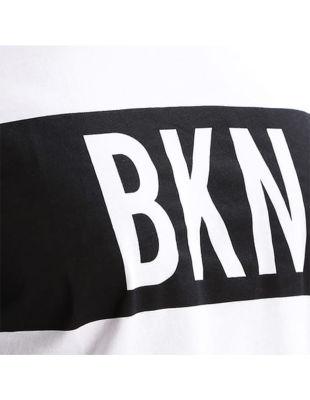 BKN - Cep Camo Beyaz T-shirt