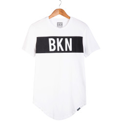 BKN - BKN - Cep Camo Beyaz T-shirt
