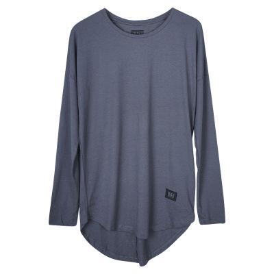BKN - Long Antrasit Uzun Kollu T-shirt