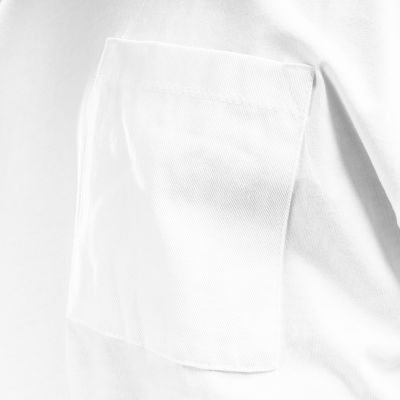 BKN - Pocket Beyaz T-shirt