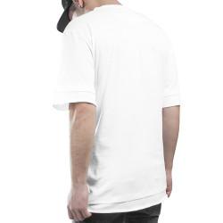 BKN - Pocket Beyaz T-shirt - Thumbnail