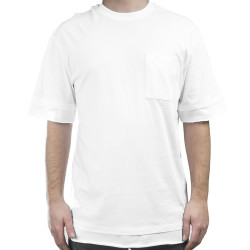 BKN - BKN - Pocket Beyaz T-shirt