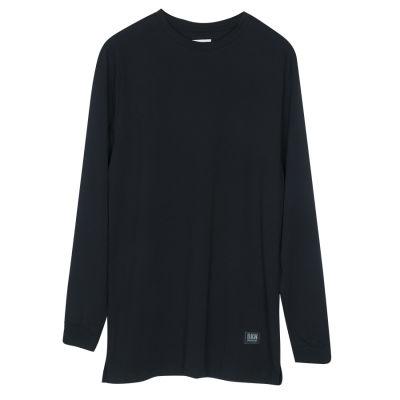 BKN - Long Siyah Uzun Kollu T-shirt