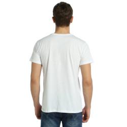 Bant Giyim - Blonde Redhead Beyaz T-shirt - Thumbnail