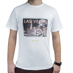 HollyHood - Blood Brother - Vegas Air Mail Beyaz T-shirt