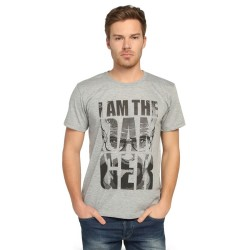 Bant Giyim - Breaking Bad Gri T-shirt - Thumbnail