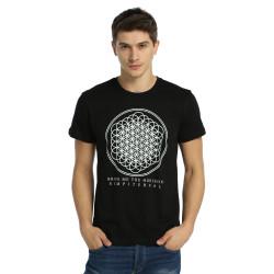 Bant Giyim - Bant Giyim - Bring Me The Horizon Siyah T-shirt