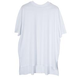 BKN - BKN - Brooklyn Beyaz Long T-shirt