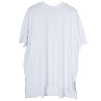 BKN - Brooklyn Beyaz Long T-shirt