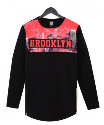 Thug Life - Brooklyn Long Sweatshirt