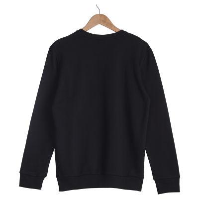Hyper X - BTS ARMY Siyah & Beyaz Sweatshirt
