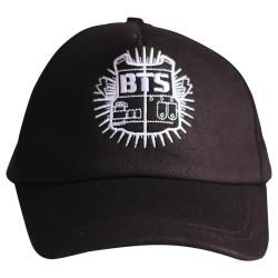HollyHood - BTS Siyah Şapka