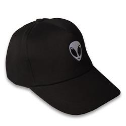 HollyHood - Alien Siyah Şapka