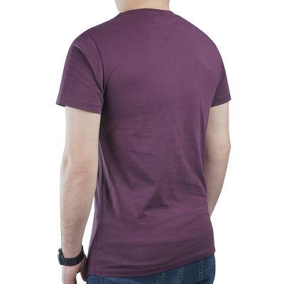 Burton Mens Wear - Bordo Cepli T-shirt