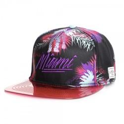 CAYLER & SONS - Cayler & Sons - 305 Miami Premium Snapback Şapka