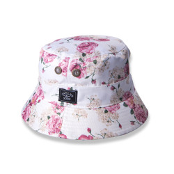 CAYLER & SONS - Cayler & Sons - Paris F*ckın Cite With Flowers Beyaz Şapka