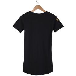 Celebry Tees - Siyah T-shirt - Thumbnail